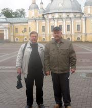 Ю.А. Шумилов и Ю.Ф. Молибоженко